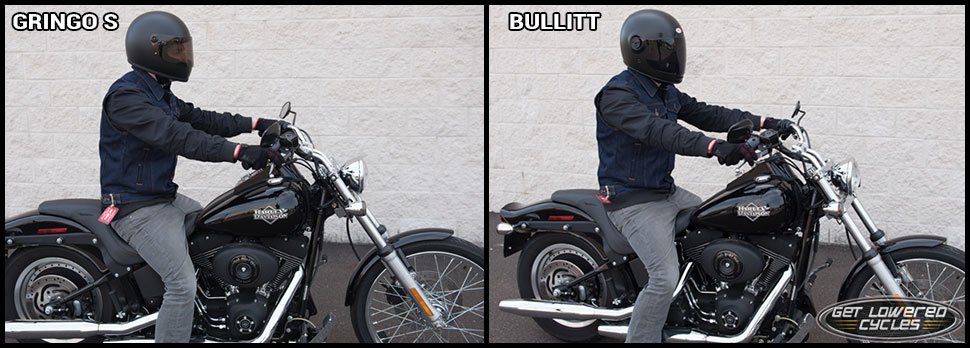 Biltwell Gringo S And Bell Bullitt Helmet Comparison Get
