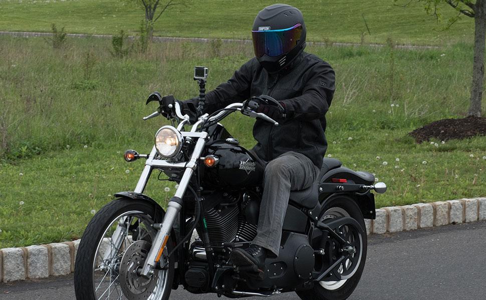 Simpson Ghost Bandit Helmet Review Retro Style Plus