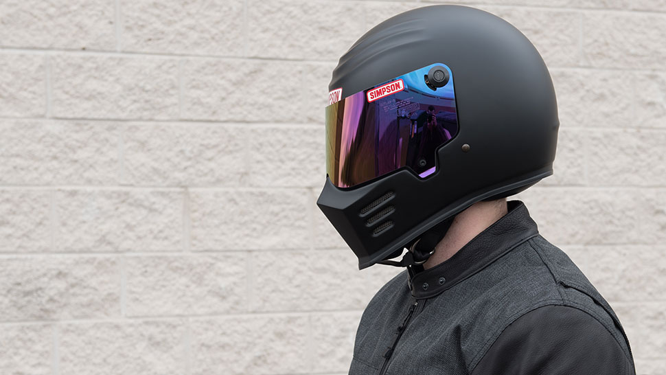 Simpson Outlaw Bandit Helmet Review Get Lowered Cycles