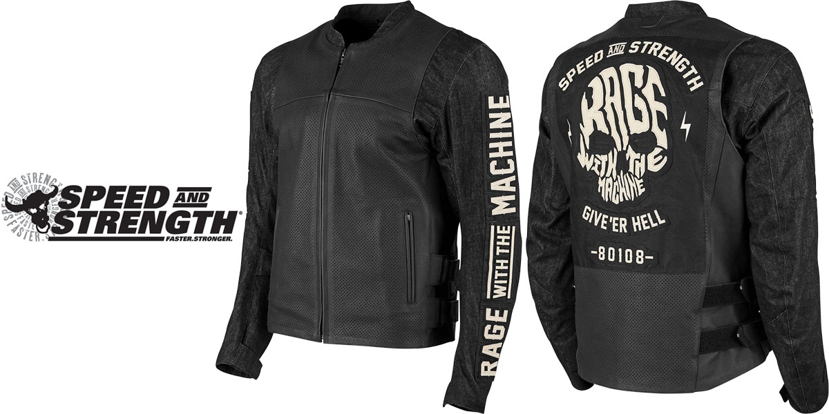 rage with the machine jacket