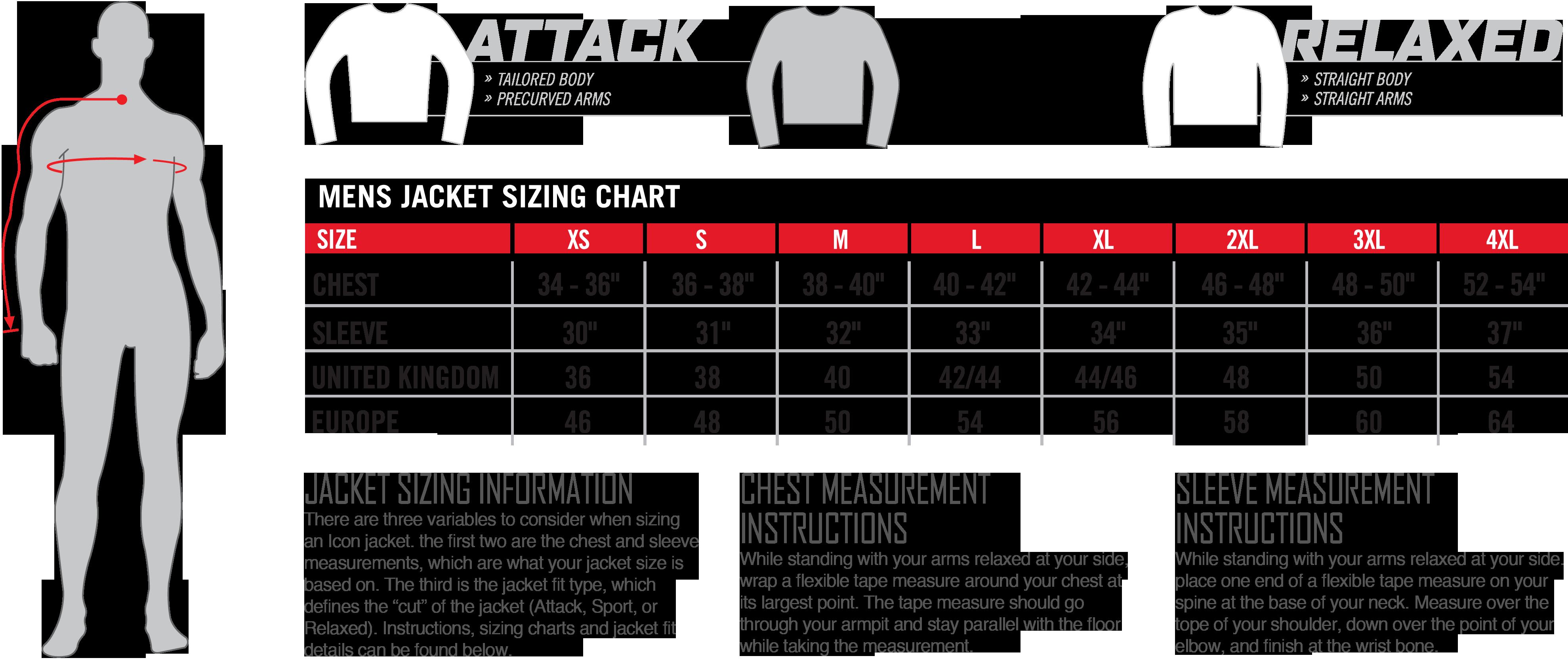 Balenciaga Size Chart
