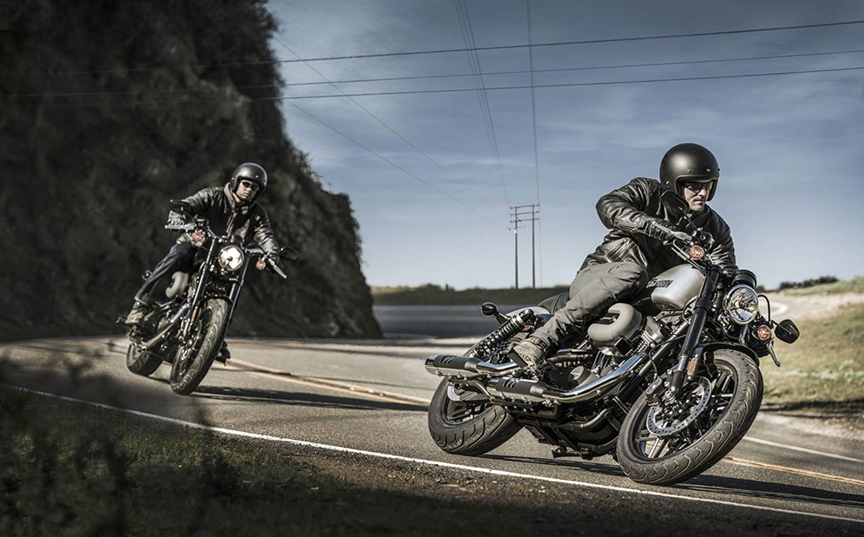 New 2016 Harley Roadster Offers Garage Built Custom Style