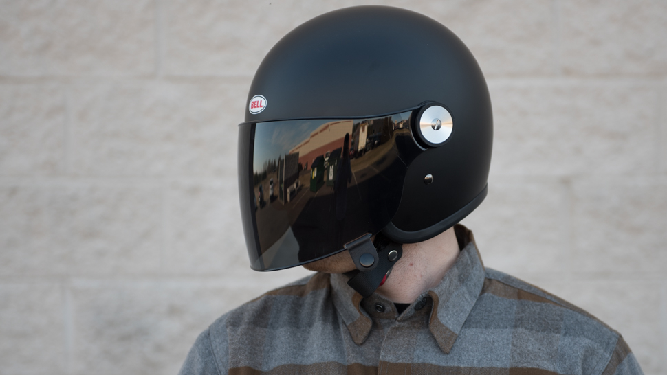 8130fd9f Bell Riot Helmets - New Open Face Option from Bell - Get Lowered Cycles