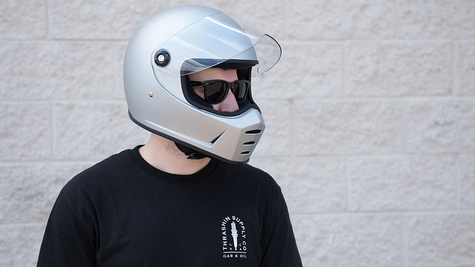 a97bbf96 Biltwell Lane Splitter Helmet Review - Get Lowered Cycles