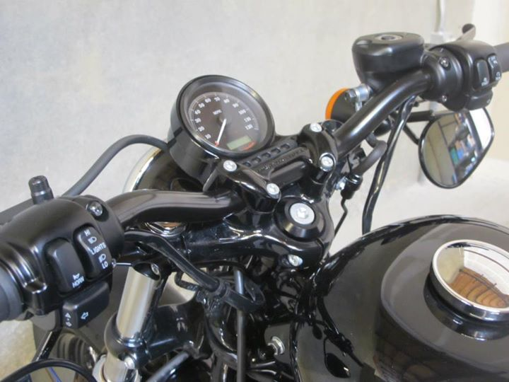 Which Biltwell Handlebars fit the Harley 48 Sportster? - Get