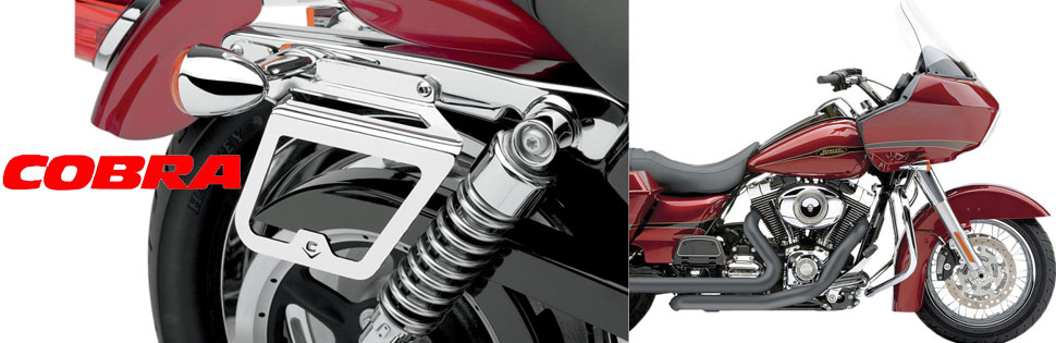 Cobra - Harley Motorcycle Parts, Exhaust & Tuners - Get