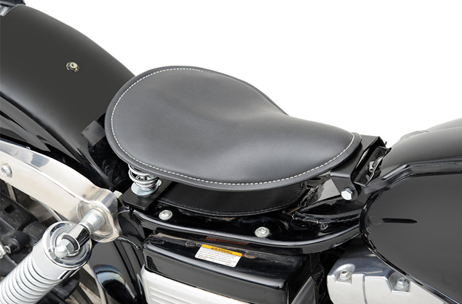DIY Solo Seat Installation Steps for Harleys and Custom