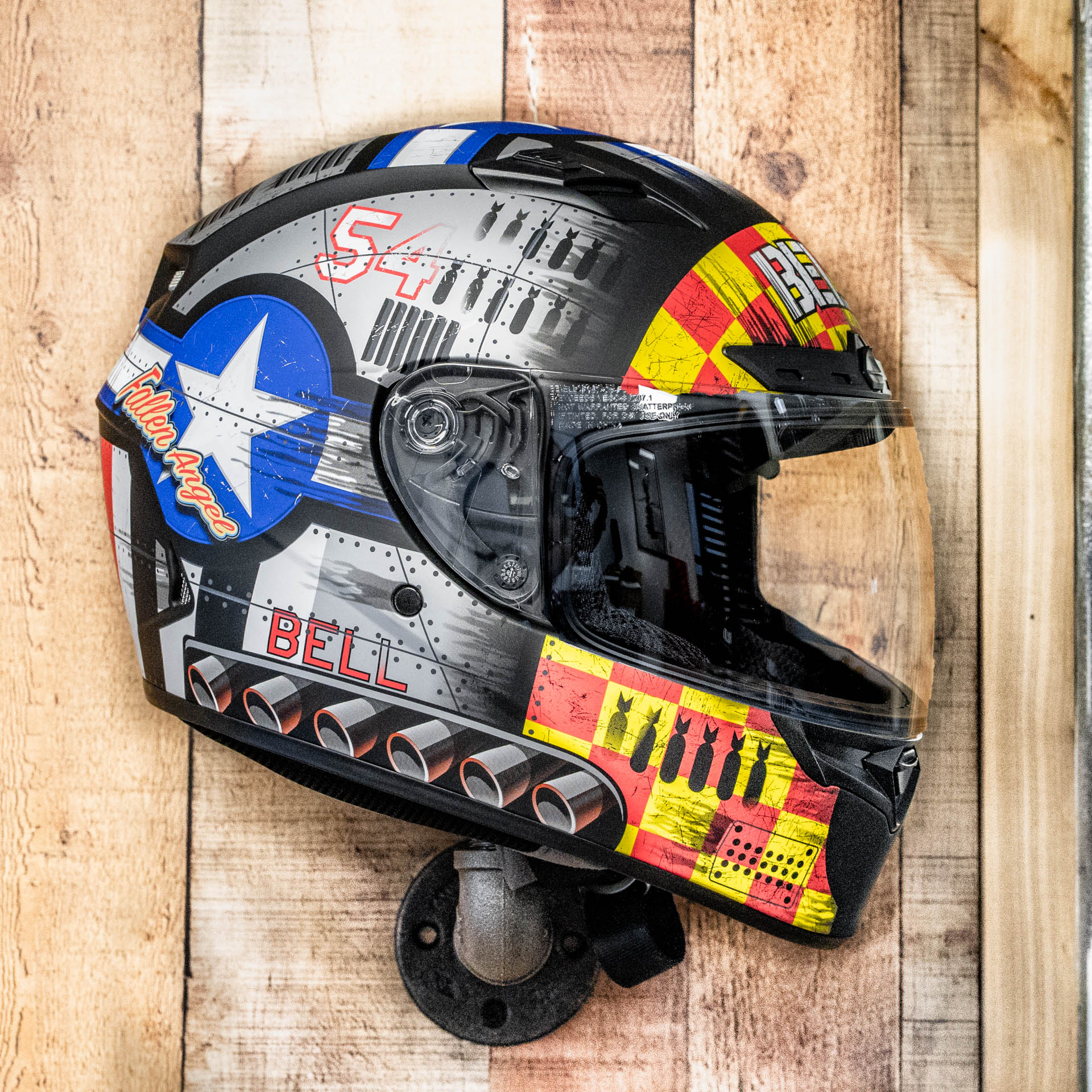 Bell Helmet - Qualifier DLX - Devil May Care