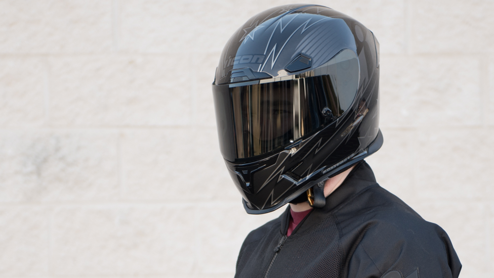 New Icon Airframe Pro Warbird Helmets Get Lowered Cycles