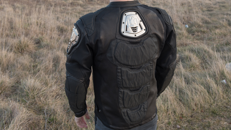 Icon Timax Jacket Get Lowered Cycles