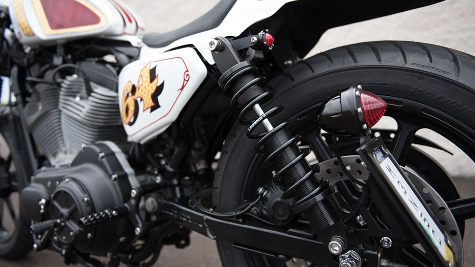 Legend Suspensions Revo Coil Shocks Review - Get Lowered Cycles