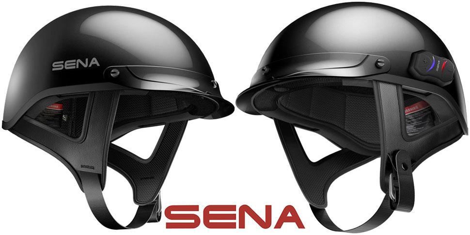 SENA Cavalry Helmet - Get Lowered Cycles