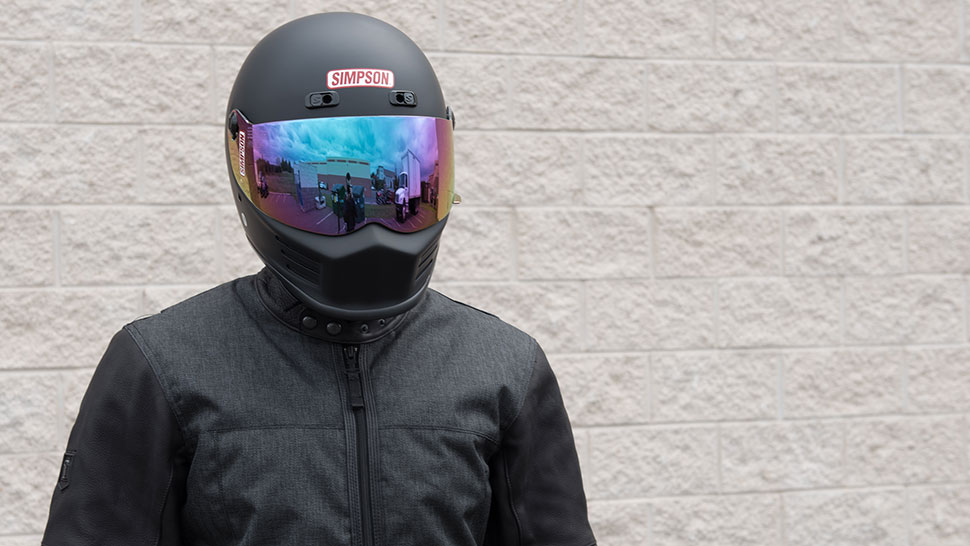 2a008e17 Simpson Street Bandit Helmet Review - Get Lowered Cycles